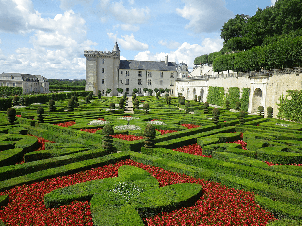 Beautiful Loire Valley Villandry Azay Le Rideau And Rivau Chateaux Gardens And Wines Wednesday Saturday
