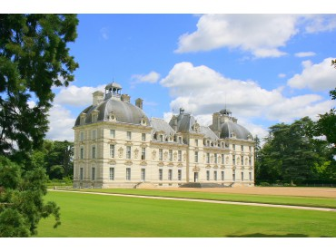 Chateau of Cheverny - Loire Valley - France - (C) Vincent Nicko Editions Valoire-Estel