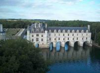 Chateau of Chenonceau - Hot air balloon