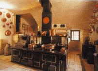 Kitchen of Chenonceau